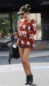 selena gomez sweater selena gomez checked into rehab center ny daily