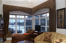 custom window treatments drapery valance swags in crystal lake il