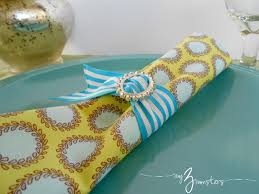the and elegance of diy cloth napkins