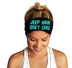 hair headbands jeep hair don t care headband fashion headbands fitness