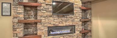 fireplace stone l t rush stone the premier fireplace store in waynesboro pa