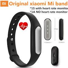 monitor bracelet images Original xiaomi mi band 1s 1a smart wristbands miband heart rate jpg