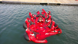 marine safety instructor training
