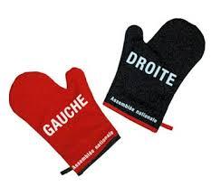 gants cuisine les gants de cuisine gauche droite eloge du par alain truong