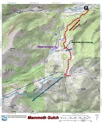 Black Hawk Colorado Map by Mammoth Gulch This Forest Road Is An Open Backcountry Secret