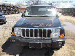 2007 jeep grand parts used jeep commander parts