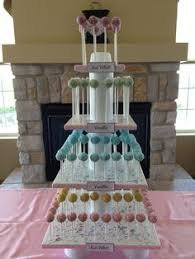 cake pop stand like the sticks up instead of down much easier