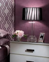 color of the month decorating with aubergine abode