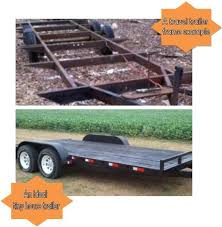 buying a tiny house trailer my trailer hunt and tips for finding