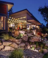 waterfront home designs home design colvos passage david hopkins washington waterfront