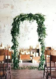 wedding arch ideas decor with greenery greenery wedding arch ideas for trends outdoor