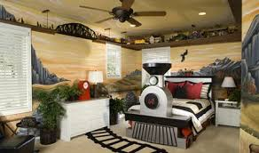 train bedroom perfect little boy s bedroom at a toll brothers home in rancho
