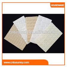 large plastic table mats furniture rubber bumper clear plastic table mat buy clear plastic