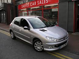 peugeot 206 new peugeot 206 1 4 zest 3 5dr manual for sale in ellesmere port