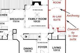 in law suite floor plans sarasota bradenton homes with in law suites