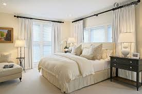 Bedroom Window Curtains Ideas Stunning Curtain Ideas For Bedroom Windows On Home Remodel With