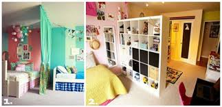 Nursery Room Divider How To Design A Shared Room For Your Kids