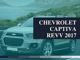 đánh giá xe chevrolet captiva revv 2017 mang tên mới captiva revv