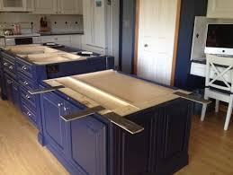 kitchen island overhang island countertop overhang bstcountertops
