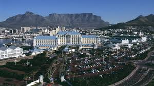 the table bay hotel aerial view of the table bay with table mountain in the background jpg