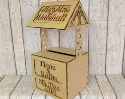wishing box wedding wedding wishes box etsy