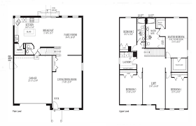 ranch house plans with formal living room