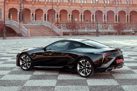 lexus hybrid sedan price 2017 lexus lc v8 u0026 hybrid equally priced in the uk starting from