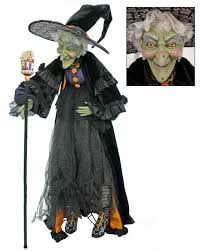 halloween collectible figurines the sad witch u0027 greeting card by jbmonge witches sad and