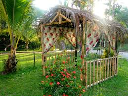 idee de jardin moderne deco jardin bambou