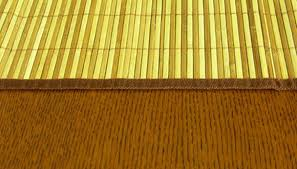how to clean bamboo rugs homesteady