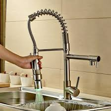 replacing kitchen faucet how to replace a kitchen faucet modern polished nickel grohe