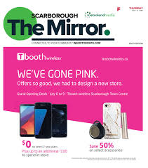 the scarborough mirror south july 6 2017 by the scarborough