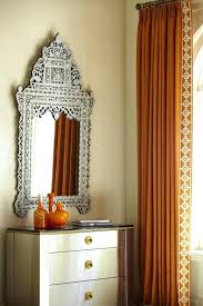 Burnt Orange Kitchen Curtains by Burnt Orange Sheer Curtains U2013 Teawing Co