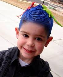 crazy hair ideas for 5 year olds boys top 50 crazy hairstyles ideas for kids family holiday net guide