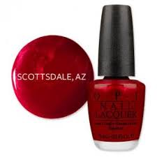 Red Colors America U0027s Most Wanted Nail Polish Instyle Com