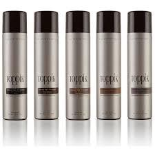 Hair Color Spray For Roots Toppik Coloured Hair Thickener Toppik Uk
