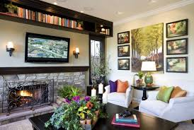 Ideas To Design Comfortable Your Family Room Interior Design - Family room entertainment