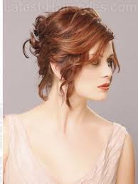 Schnelle Hochsteckfrisurenen F Locken by Haare Styles Hochsteckfrisuren Mit Kurzen Haaren Haare Styles