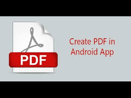 tutorial android pdf how to create pdf using camscanner on android phone full tutorial