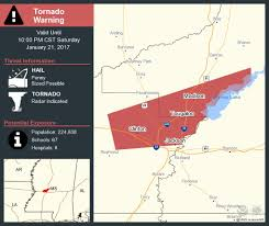 Jackson Ms Map Take Cover Tornado Warning Including Jackson Ms Clinton Ms