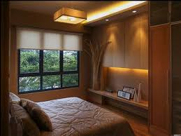 Modern Small Bedroom Designs With Lighting Home Decor And Home - Small bedroom design idea