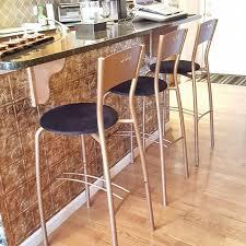 Kitchen Island Bar Stool Island Bar Stools Transformed With Modern Masters