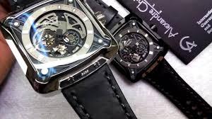 Jam Tangan Alexandre Christie Cowok jam tangan alexandre christie ac 3030 ma automatic watches