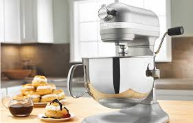 Kitchen Aid Standing Mixer by All The Different Types Of Kitchenaid Stand Mixers And Which One