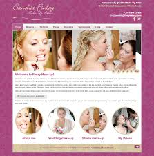 makeup artists websites make up artist website business websites created by us