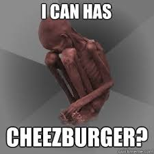 I Can Has Cheezburger Meme - i can has cheezburger african child quickmeme