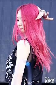 pink colors happy birthday 7 hair colors krystal borrowed from a rainbow