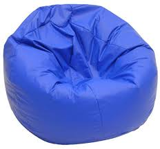 indoor furniture bean bag sitting in faux leather buy bean bag