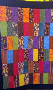 handmade quilt african black culture ethnic home decor