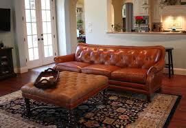 hancock and moore sofa hancock moore customized 4354 sloane sofa and 028 gentry ottoman